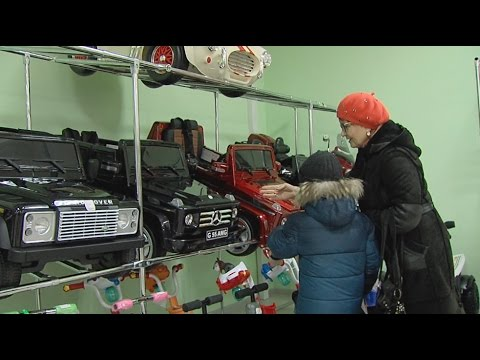 "Магазин ""Тутси"" в Новошахтинске"
