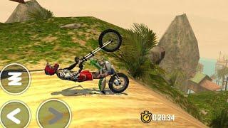 trial xtreme 4: Extreme Bike Racing champions Bike lovers game screenshot 2