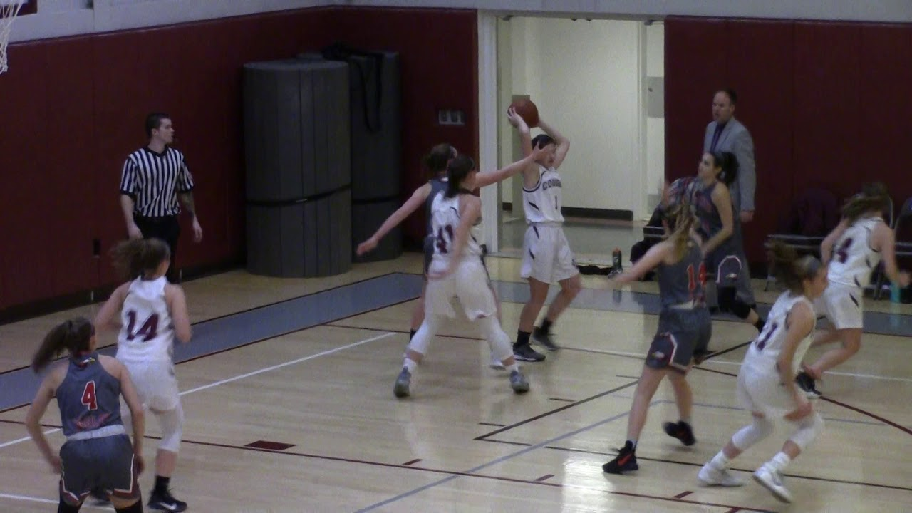 NCCS - Beekmantown Girls  12-3-19