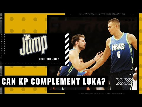 The Mavs' success depends on if Porzingis can be a star with Doncic – Tim MacMahon | The Jump