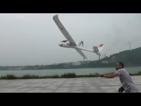 Lanyu FPV Raptor EX with Motor and Propeller Upgrade