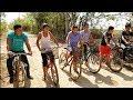 Una carrera de bicicleta | Una dura competencia 1/2