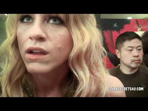 "Brit Morgan: ""She Wants Me"" Premiere Interview"
