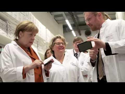 Film zur Eröffnung des DZNE in Bonn