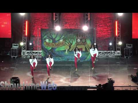 The Alpha Tau Chapter of Delta Sigma Theta (Southern) - 2016 Bayou Classic Greek Show