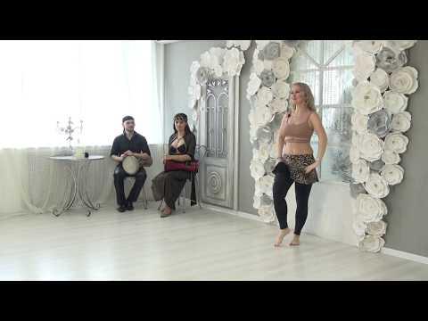 Урок по Bellydance (5 сезон/5 урок). Изучение ритмов