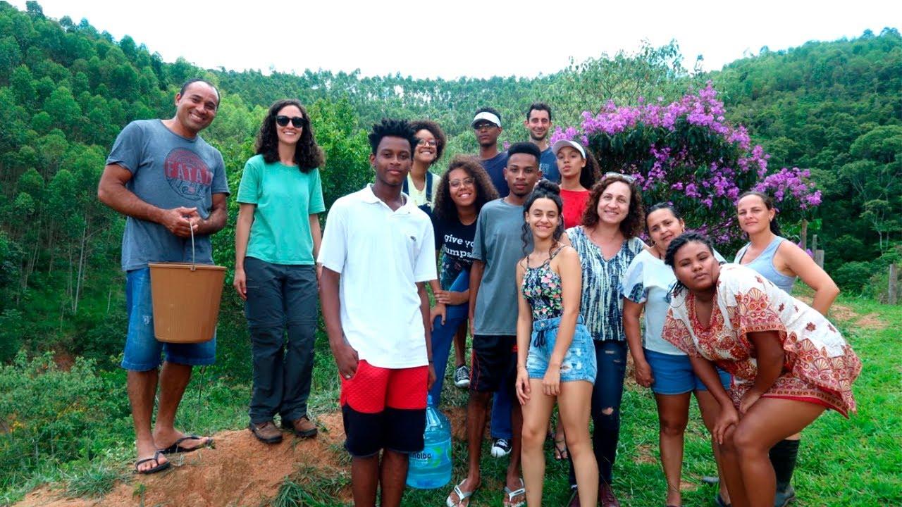 Voluntários do Meio Ambiente