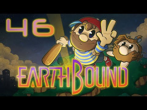 EarthBound | Let's Play Ep. 46 | Super Beard Bros.