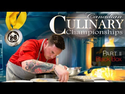 Canadian Culinary Championship Part 2 - Black Box