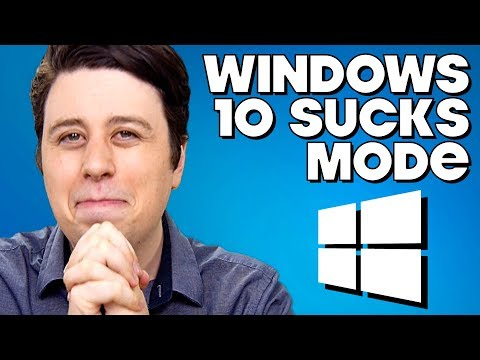 Windows 10 Sucks Mode - FUNKY MONDAY