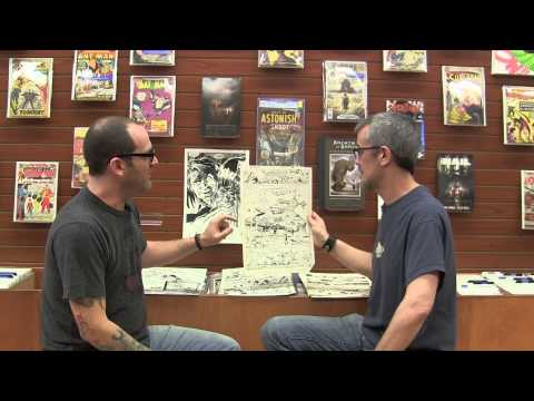 The Blastoff Video Interview - The Steve Niles Collection, Part 2