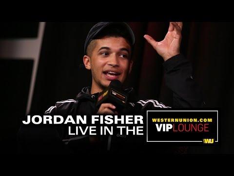 Jordan Fisher Talks Crushing On Vanessa Hudgens, Grease Live & New Album!