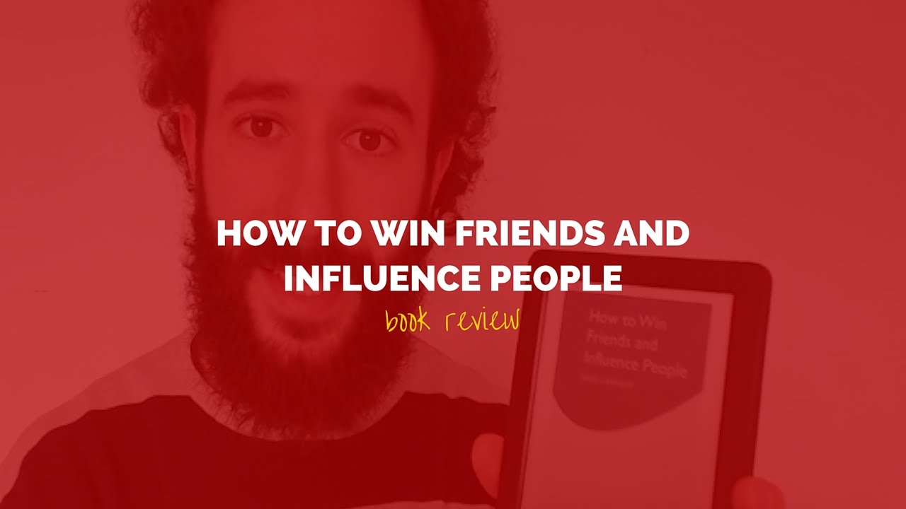 Epilogue: How to Win Friends and Influence People