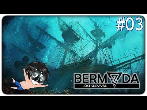 A CACCIA DI RELITTI IN FONDO AL MARE   Bermuda Lost Survival - ep. 03 [ITA]