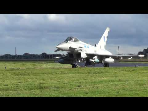 Joint Warrior - RAF Lossiemouth