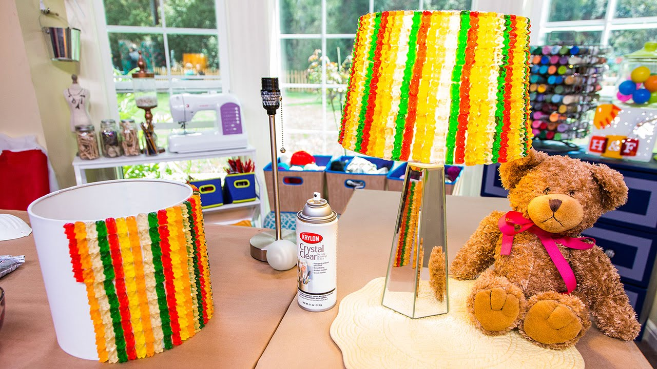 Home family how to make a diy gummy bear lamp youtube arubaitofo Image collections