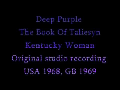 Deep Purple - Kentucky Woman (1968)