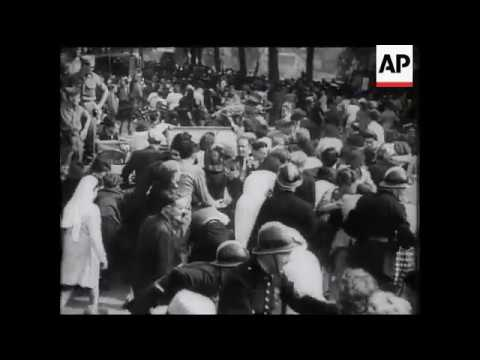 'Vive Paris' - the Liberation of Paris in 1944