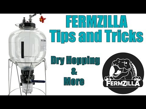 FERMZILLA - Tips And Tricks - Dry Hopping & More!