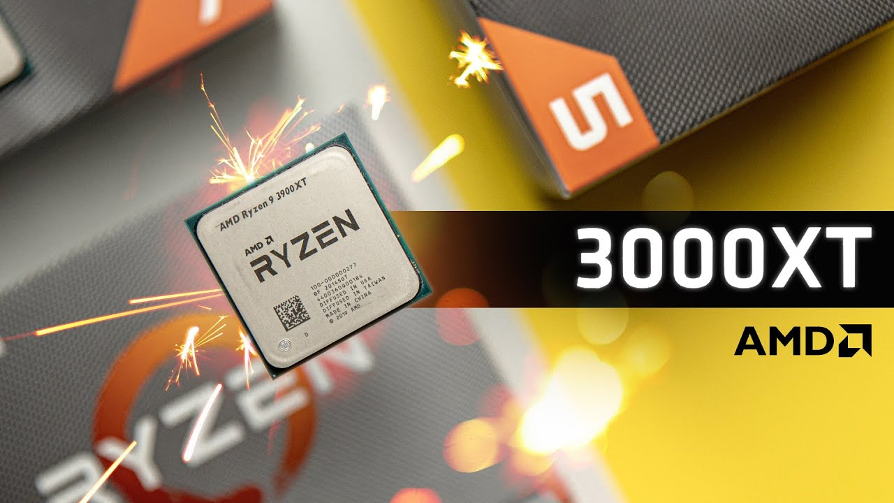Amd Ryzen 3900xt 3800xt 3600xt Review And Benchmarks The Choice Is Obvious Youtube