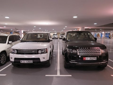 2017 Range Rover Vogue Supercharged Vs Sport
