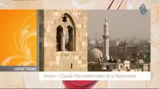 İmamı Gazali'den (k.s) Sözler - Hikmetname