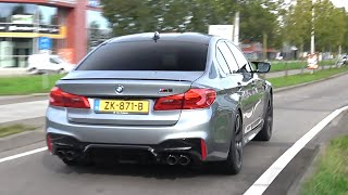 BMW M5 F90 (750HP) Stage 2 - Exhaust Sounds, Crackles & Accelerations!