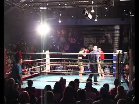 Jemma Ward (Aberdeen Muay Thai) vs Susan Mclean (Highlanders)