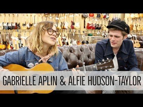 "Gabrielle Aplin & Alfie Hudson-Taylor ""Coming Home"" 1908 Martin 0-21 at Norman's Rare Guitars"