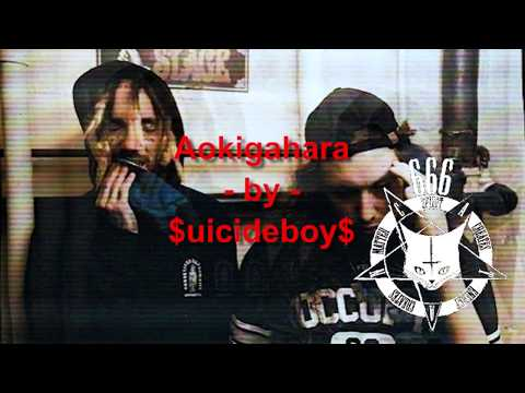 Aokigahara - $uicideboys$ (Lyrics)