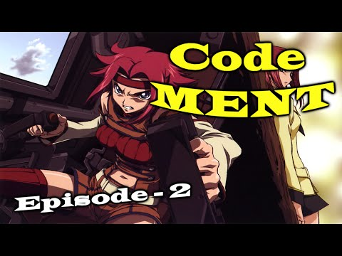 Code MENT Episode 2  Purple Eyes