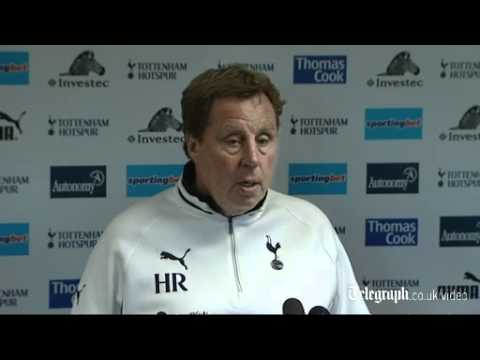 Tottenham manager Harry Redknapp rules himself out of 'dream' Chelsea job