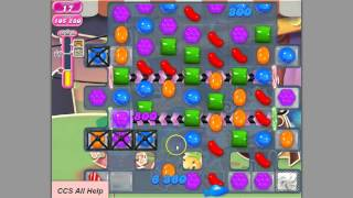 Candy Crush Saga Level 553 by Cookie