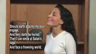 "Christian Hymn: ""When I Can Read My Title Clear"" by Isaac Watts, sung by Marlena Wessels Gauthier"