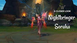 Nightbringer Soraka Legendary Skin
