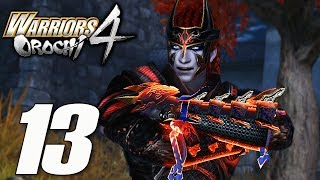 """Warriors Orochi 4 Story Mode Gameplay PC #13 
