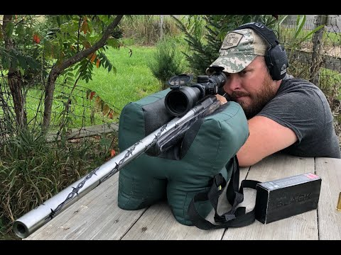 .450 Bushmaster Rifle Build and Hunt