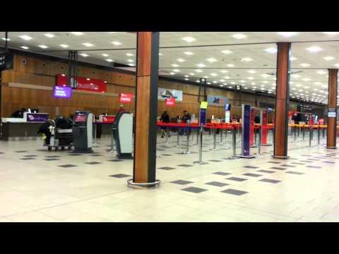Hobart Airport, Tasmania  - Departure