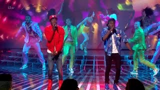 The X Factor UK 2015 S12E23 Live Shows Week 5 Reggie N Bollie 2nd Song Full