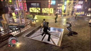 Sleeping Dogs - Demo Gameplay (PS3)
