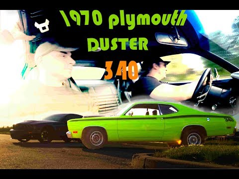 1970 Plymouth Duster 340 !!!!