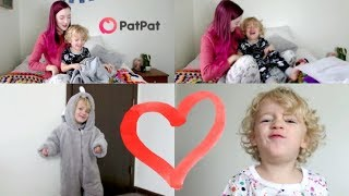 Toddler Try On Haul! PatPat Baby Clothes ♥ (Giveaway)