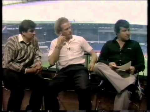 1986 FA Cup final post-match coverage (BBC)