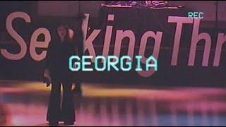Gambar cover Georgia - Seeking Thrills Roller Disco Album Launch