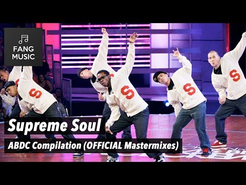 [REMASTERED] Supreme Soul - ABDC Season 2 Compilation (No Audience)