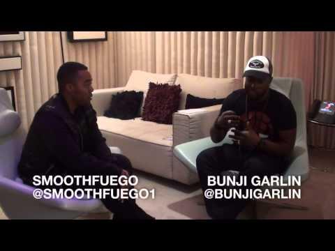 Smooth Fuego TV: Bunji Garlin Interview