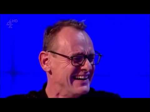 Carrot in a box game - Sean Lock - 8 Out of 10 Cats Series 19 Episode 1 - Christmas Special 2015