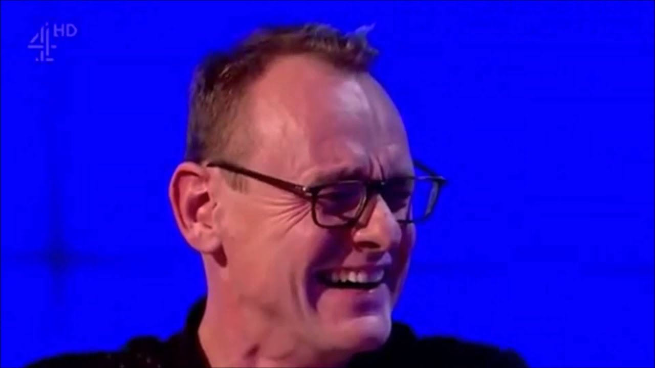 Carrot in a box game - Sean Lock - 8 Out of 10 Cats Series 19 Episode 1 - Christmas Special 2015 - YouTube