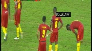 مباراة بوركينا فاسو وغانا .. التعادل «سيد الموقف» في الشوط الأول .. فيديو
