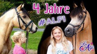 Lia & Alfi - 4 Jahre Alfi